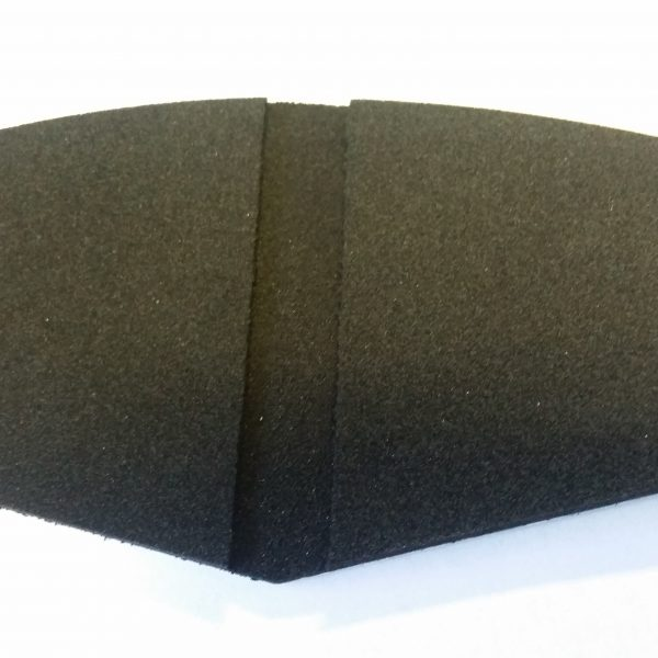 Hat Champ Grooved Foam